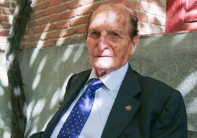 Ángel Peralta en el Patio de Caballos de Las Ventas. Fotot: © Ramón Azañón.